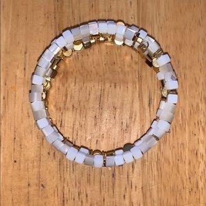 Stella & Dot Gia coil bracelet